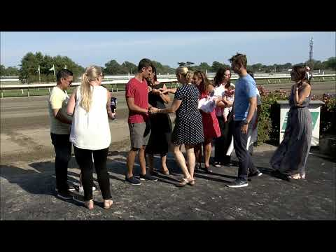 video thumbnail for MONMOUTH PARK 9-22-19 RACE 6