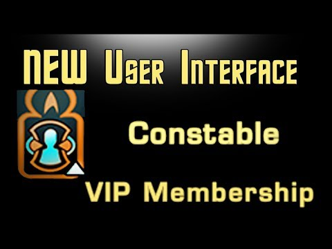 VIP Membership / Constable Specialization / New UI – Star Trek Online