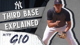 3B Explained with GIO URSHELA | New York Yankees
