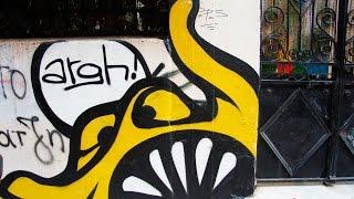 Η Τέχνη του Δρόμου στα Εξάρχεια [THE TRAILER-HD]