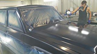 Garage Respray Part 3