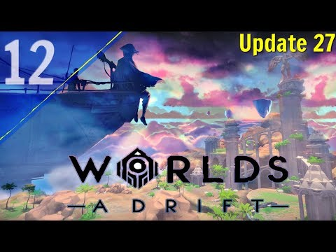 Dealing With Some Weight Issues | Worlds Adrift Update 27 (Kubo PvE) #12