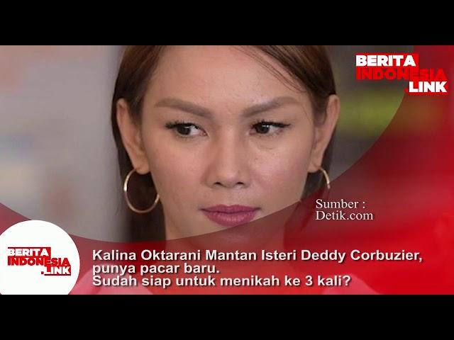 Karina Oktarani mantan Isteri Deddy Corbuzier sudah punya pacar baru. Sudah siap menikah ke 3 kali?