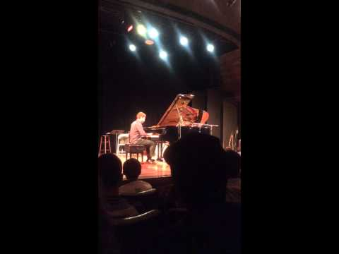 Benny Green plays a tribute to Oscar Peterson at Centrum Pt Townsend 2014
