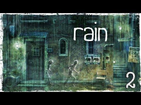 Смотреть прохождение игры Прохождение игры Rain (Дождь) PS3. Глава 2: Капли дождя, звуки шагов.