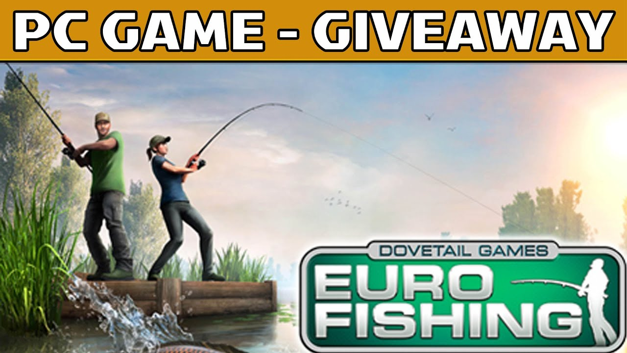 Euro fishing full game giveaway steam cd key pc for Fishing computer game