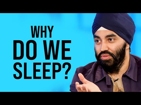 Track Your Sleep To Optimize Your Life | Harpreet Rai On Health Theory