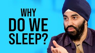 Track Your Sleep to Optimize Your Life | Harpreet Rai on Health Theory