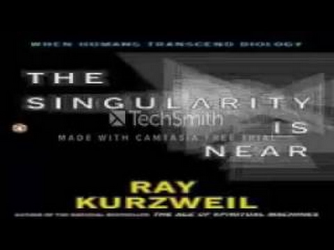 The Singularity is Near Audiobook Ray Kurzweil Part 3/3