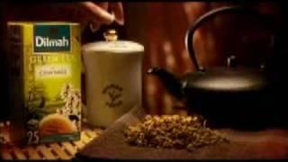 Dilmah Green Tea - TV Commercial