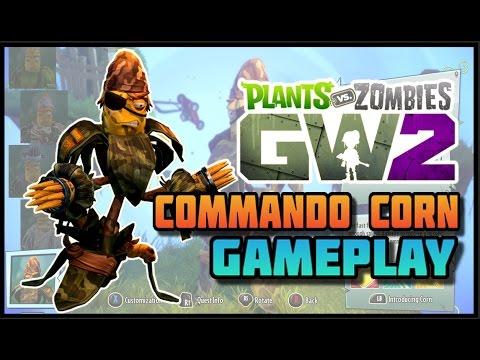 Plants vs. Zombies Garden Warfare 2 Frontline Fighters ...