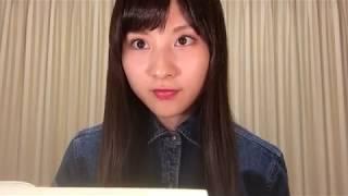 2017年06月19日 AKB48 49thシングル 選抜総選挙お礼SHOWROOM生配信.