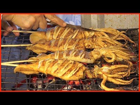 The SQUIDS - Street Food Night Market