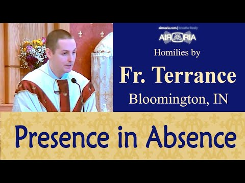 Ascended, but Present to All - May 24 - Homily - Fr Terrance