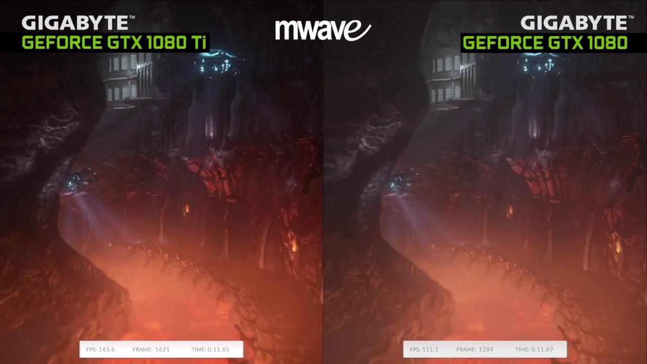 nvidia gtx 1080 ti founders edition benchmark
