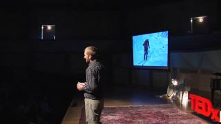 Failure In The Mountains: Jamie Laidlaw at TEDxMiddlebury