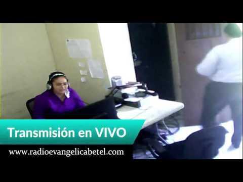 Transmisión en VIVO RADIO EVANGELICA BETEL culto san salvador 20 de julio 2016