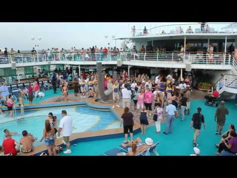 Caribbean Cruise: First Day