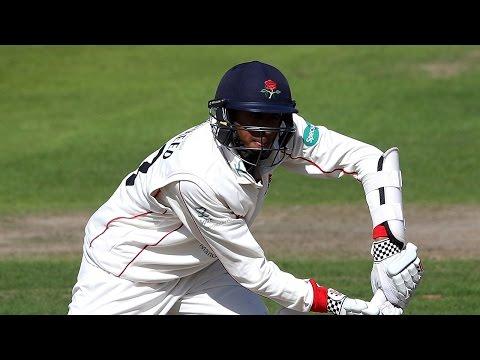 Hameed scores classy ton, Lancashire v Yorkshire, Day One