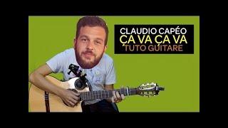 Ca va, ça va - Claudio Capéo - Tuto Guitare