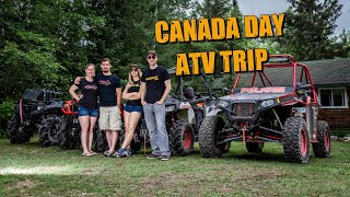 Two YouTube couples find MATTAWA - it gets dirty