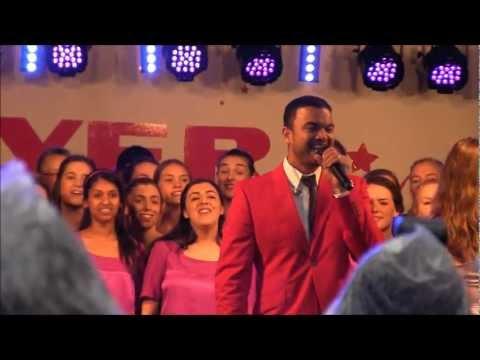 Guy Sebastian & The Australian Girls Choir | Santa Claus Is Coming To Town