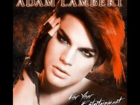 Pick U Up- Adam Lambert [Lyrics] [HQ]