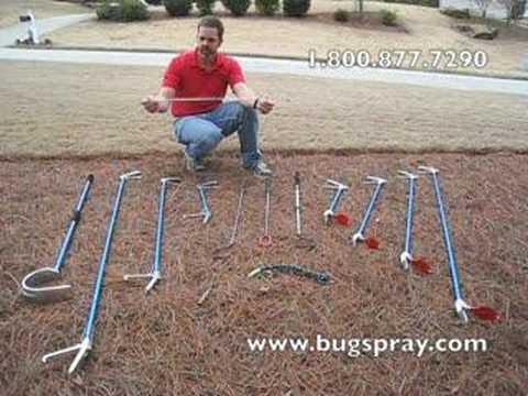Snake Handling Equipment