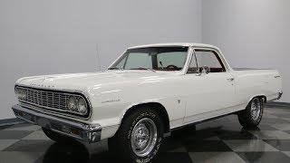 490 NSH 1964 Chevy El Camino
