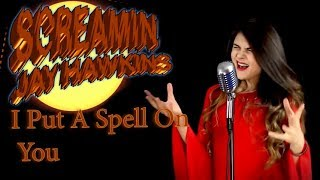 I put a spell on you Joss Stone Cover