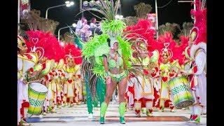 Comparsa Emperatriz - Show Batería TNT - CUARTA Noche - Carnaval de Concordia 2019