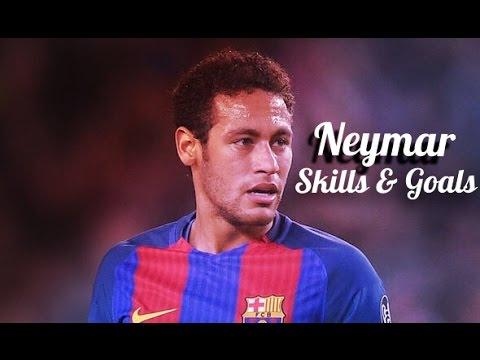 Neymar skills and goals 2017😱