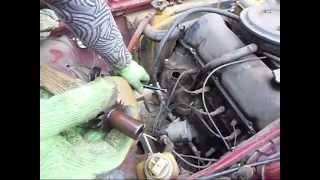 Как восстановить давление масла в двигателе ВАЗ,если Вы в дороге .