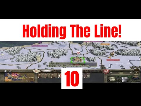Holding The Line ! | Poland Let's Play #10 | Vanilla Beyond Mod | Total War Medieval II