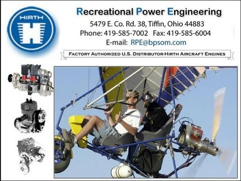 Hirth Aircraft Engines, Rec Power Hirth Aircraft Engine Distributor