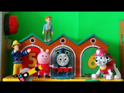 fireman-sam-episode-rescue-naughty-norman-by-play-doh-by-feuerwehrmann-sam-&-peppa-pig