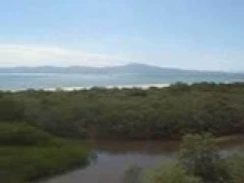 Vista cobertura 301 da torre Creta - Marine Home & Resort