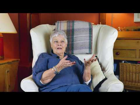What I wish I knew about total knee replacement with Dame Judi Dench