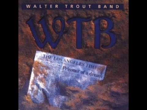 Walter Trout Band: Say Goodbye To The Blues