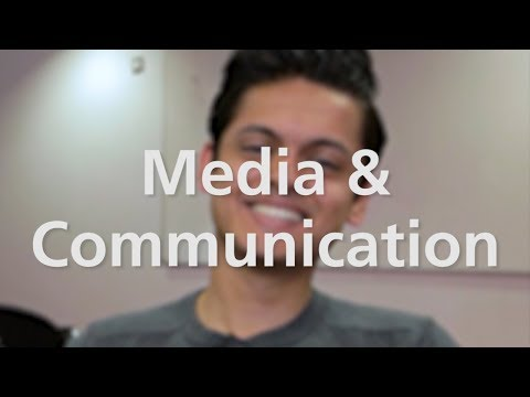 Media And Communication At The University Of Leicester