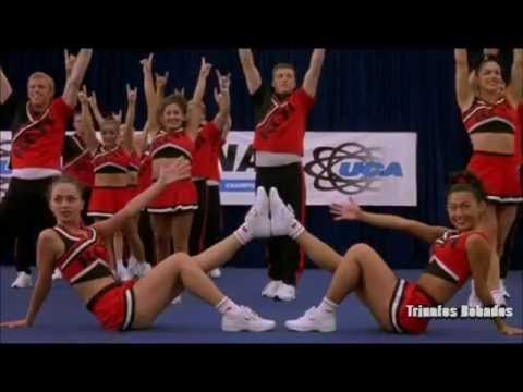 Spirit Fingers - Regional Routine Toros (Bring It On - Triunfos Robados)