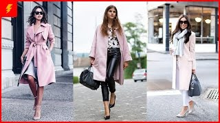 How to Wear Pastel Coats This Season