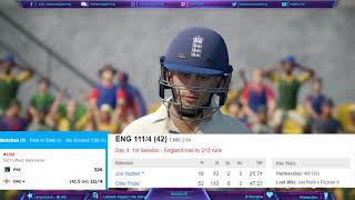 Live: ENG vs PAK 1st Test Day 3   Live Scores and Commentary   2020 Series