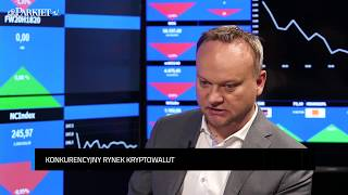 Marek Wołos - Kryptowaluty i regulacje podgryzają rynek forex