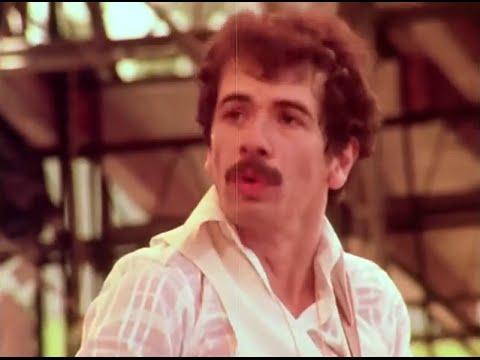 Santana Backstage with Bill Graham