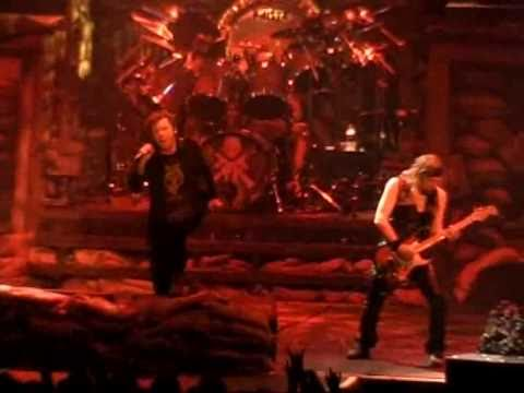 5. Iron Maiden - The Longest Day - 2006
