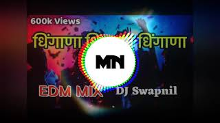 Dhingana Dhingana | DJ Swapnil | EDM Mix | Marathi Nation
