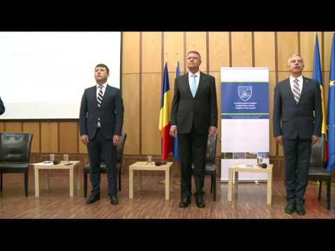 STIRIPESURSE.RO Momentul în care președintelui Klaus Iohannis i se cânta Imnul Secuiesc