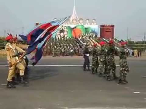 Preparation for National day Parade – 2008, Bangladesh.1
