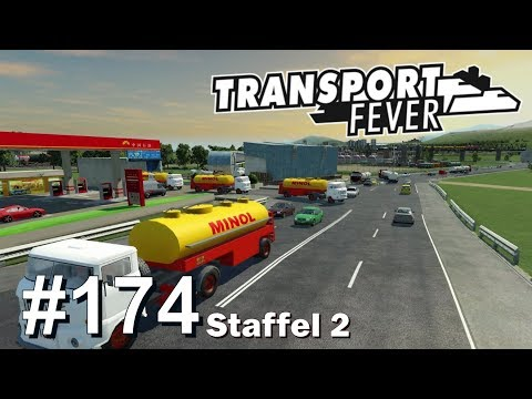 TRANSPORT FEVER S2/#174: Autobahn-Bau an der Westküste [Let's Play][Gameplay][German][Deutsch]